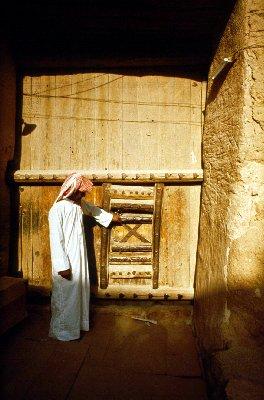 Gate of Al-Masmak fortress