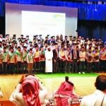 116 Saudis graduate from German institute