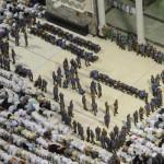 Preparations on for Ramadan crowd control in Makkah