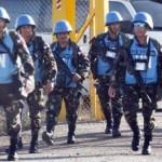 Philippines to repatriate U.N. troops in Golan, Liberia