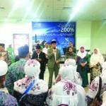 First Indonesian Haj flights arrive in Jeddah, Madinah