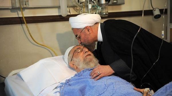 Aged 75, Khamenei has led Iran for 25 years, replacing Ruhollah Khomeini, who founded the Islamic Republic.