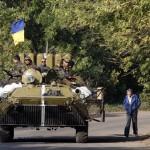 Israeli arms sale to Ukraine 'blocked'