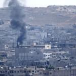 Syrian Kurd leader sees war of 'attrition' in Kobane