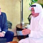 German delegation keen to promote Saudi trade