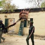 Nigerian army 'retakes' town seized by Boko Haram