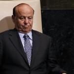 Yemeni President Hadi resigns from office