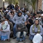 Almost 15,000 Egyptians flee Libya from Sallum crossing