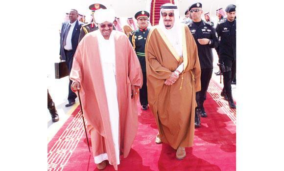 Riyadh, Khartoum take stock of regional crises