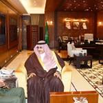 Saudi deputy crown prince receives commander of Malaysian Army