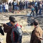 Roadside bomb kills three civilians in Egypt's Sinai
