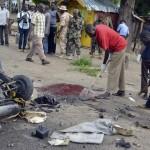 Bomb blasts rock restive Nigerian city of Maiduguri