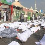 Bodies of stampede martyrs to be buried in 6 cemeteries in Makkah