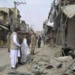Bomb blast at Ashura procession in Pakistan