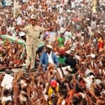 Pre-election violence in Guinea kills 3, injures 500