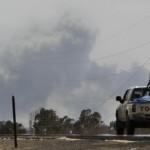 Warplanes hit Libyan city of Sirte, target ISIS