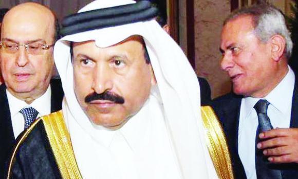 Saudi ambassador to Lebanon Ali Awad Asiri.