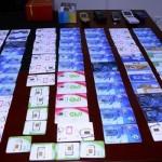 27,000 SIM cards seized