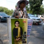 Obama calls Myanmar president, endorses election as Suu Kyi eyes majority