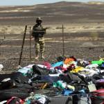 Egypt plane crash victims flown back to Russia
