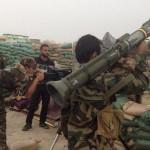 Iraqi military advances on ISIS-held Ramadi