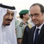 Saudi King Salman sends condolences to French president