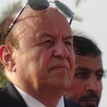 Yemen president vows to prevent Iranian interference, thanks Saudi