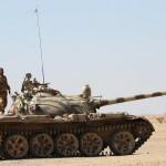 Saudi-led coalition destroys Scud missile carrier near border