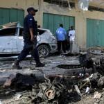 Somali police: Civilian killed by suicide bomber in Mogadishu