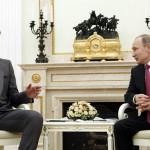 Putin, Qatari Emir talk Syria, economic cooperation