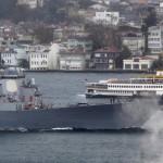 U.S. says two Navy boats in Iranian custody