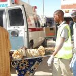 Two female bombers kill 56 in northeast Nigerian refugee camp
