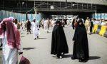 Iranian female pilgrims