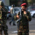 Afghan police battle gunman after Kabul attacks