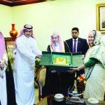 Bangladesh PM offers Saudi Arabia support against terror