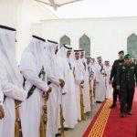 King Salman back in Riyadh for Saudi-US Summit