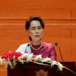 Suu Kyi says Myanmar does not fear 'international scrutiny' over Rohingya crisis
