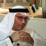 UAE's Gargash: It's time that Qatar's leadership listens to its citizens