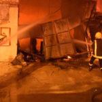 Deadly blaze rips through carpentry workshop in Riyadh