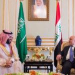 Saudi crown prince discusses anti-terror fight with Iraq PM