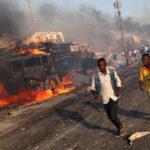 At least 20 dead in 'huge' Mogadishu blast