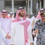 Deputy governor of Makkah region oversees Zamzam well project progress