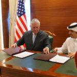US Congressmen call secret Qatar deal into question