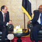Egypt's Sisi meets with Sudan's Bashir amid Nile dam tensions